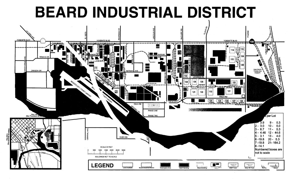 Beard Industrial District