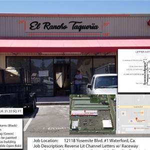 El Rancho Taqueria