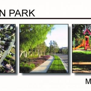 Griffin Park Master Plan, Manteca
