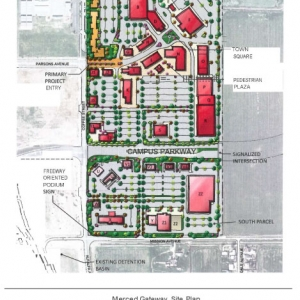 Merced Gateway Plan