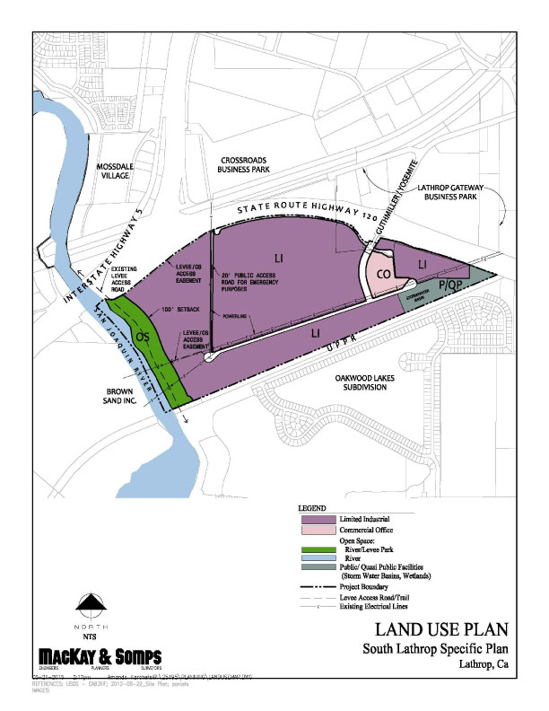 South Lathrop Specific Plan
