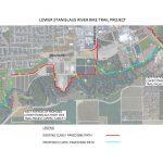 Lower Stanislaus River Bike Trail, Ripon