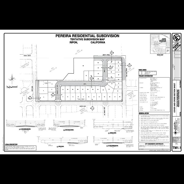 Pereira Estates, Ripon CA